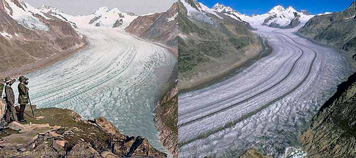 Highlight Glaciers